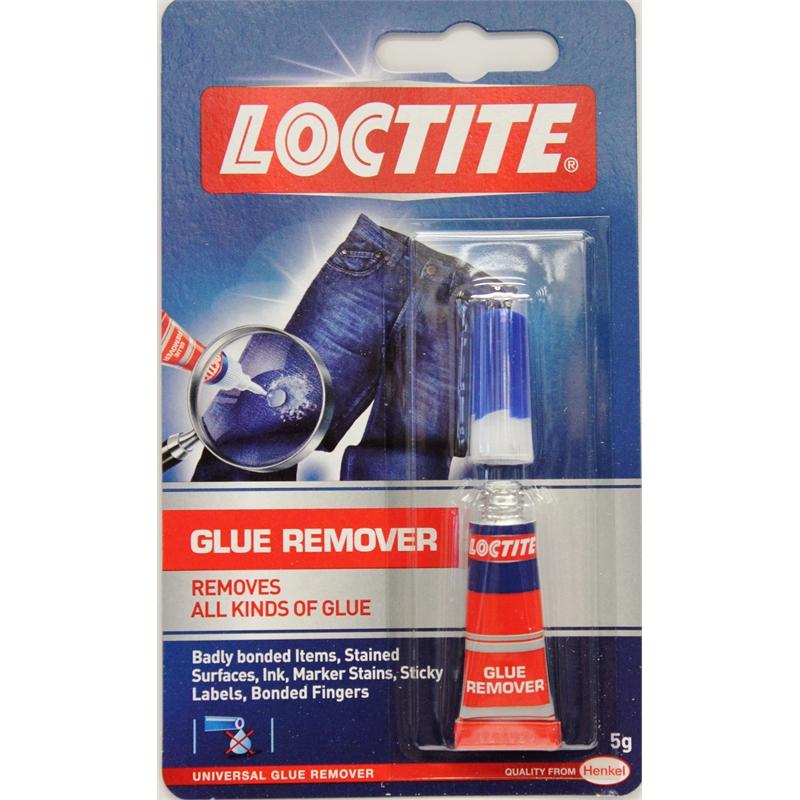 Loctite Glue Remover Liquid Tube 5g Clear Ref 1617405