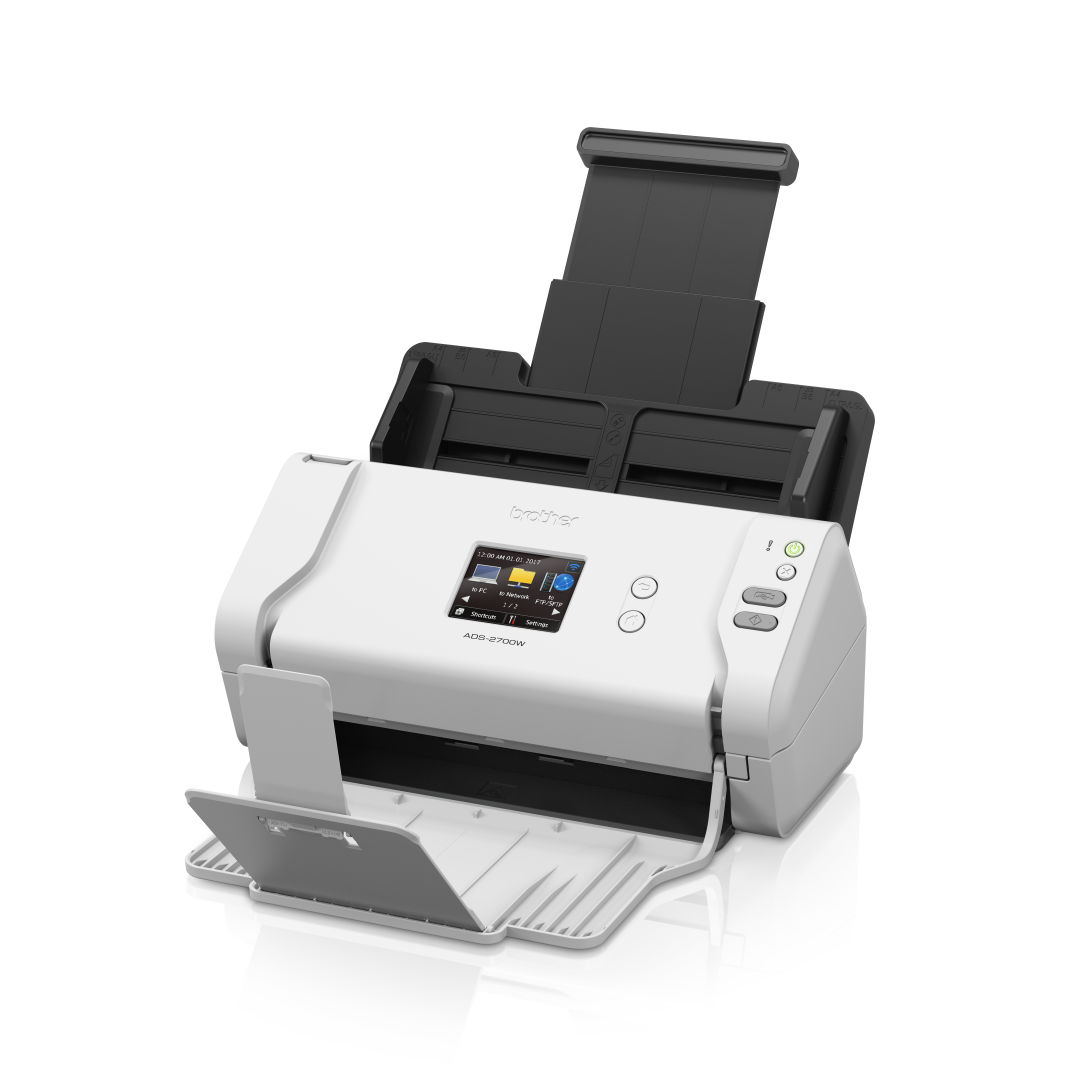 Scanners north business solutions image for brother ads 2700w wireless scanner reheart Images
