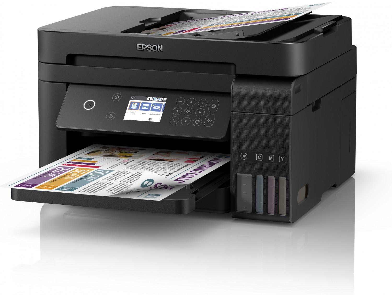 Epson EcoTank ET3750 A4 Colour Inkjet MFP