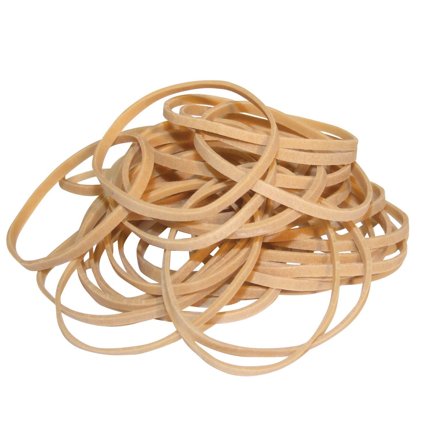 Rubber Bands ValueX Rubber Bands No 14 Natural 454g