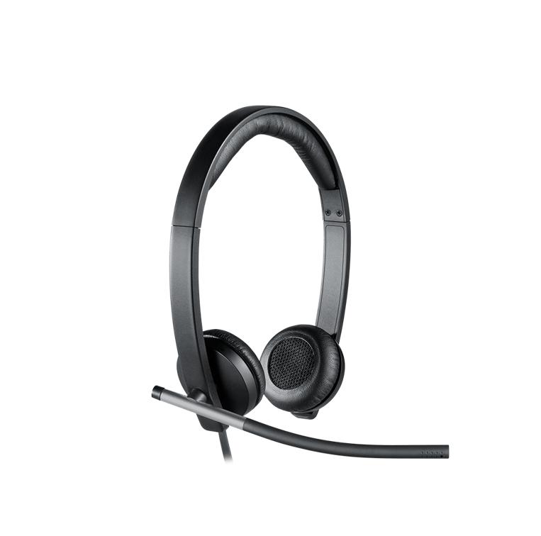 Logitech USB Headset Mono H650e USB