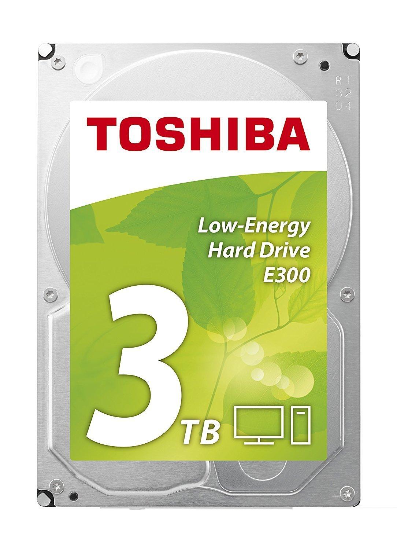 Toshiba E300 3.5 Inch 3TB