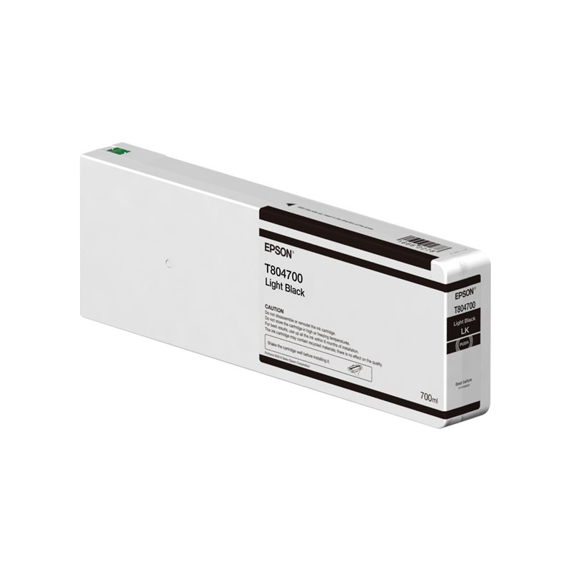 Printheads Epson C13T804700 T8047 Light Black Ink 700ml