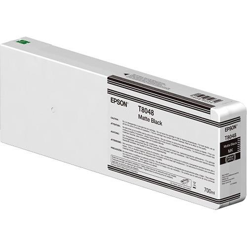 Printheads Epson C13T804800 T8048 Matte Black Ink 700ml