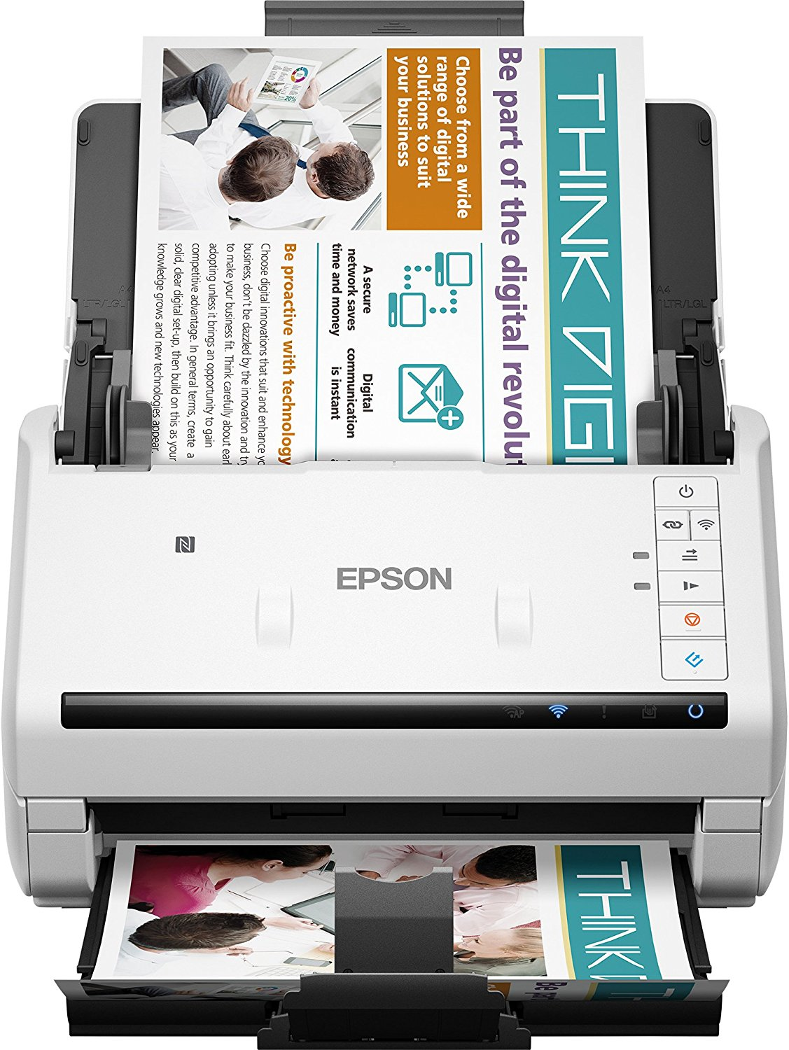 Epson WorkForce DS570W
