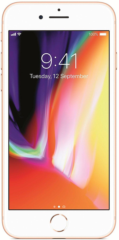 Mobile Phones Apple iPhone 8 Plus 64GB Single Sim Gold