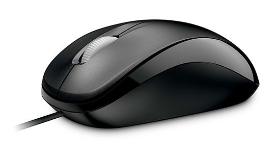 Microsoft Compact Optical USB Mouse 500