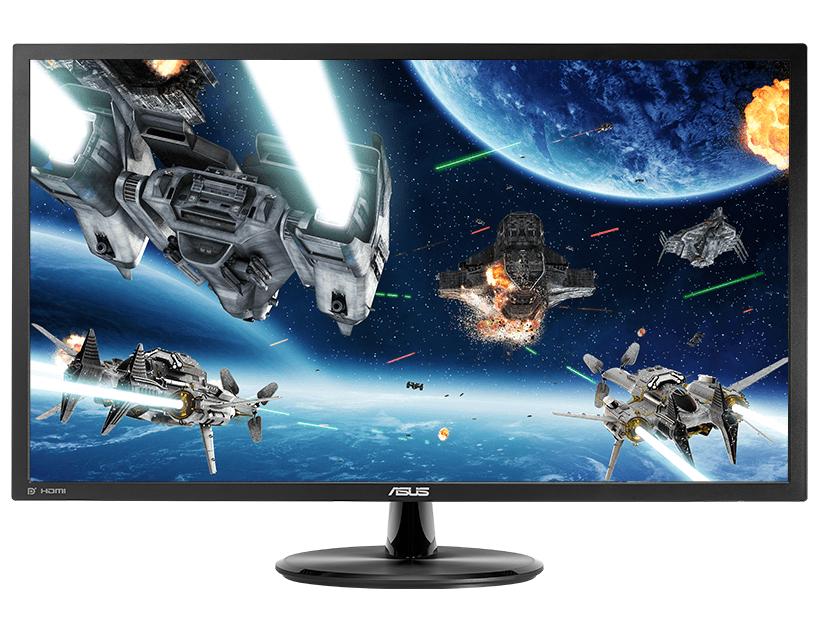 Asus Vp28Uqg 28 4K Gaming Freesync Dp HDMI Monitor