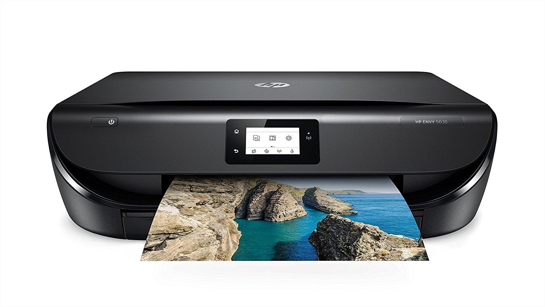 Inkjet Printers HP ENVY 5030 Inkjet WiFi Printer