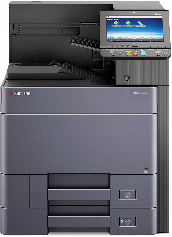 Laser Printers Kyocera P8060CDN A3 Colour Laser Printer