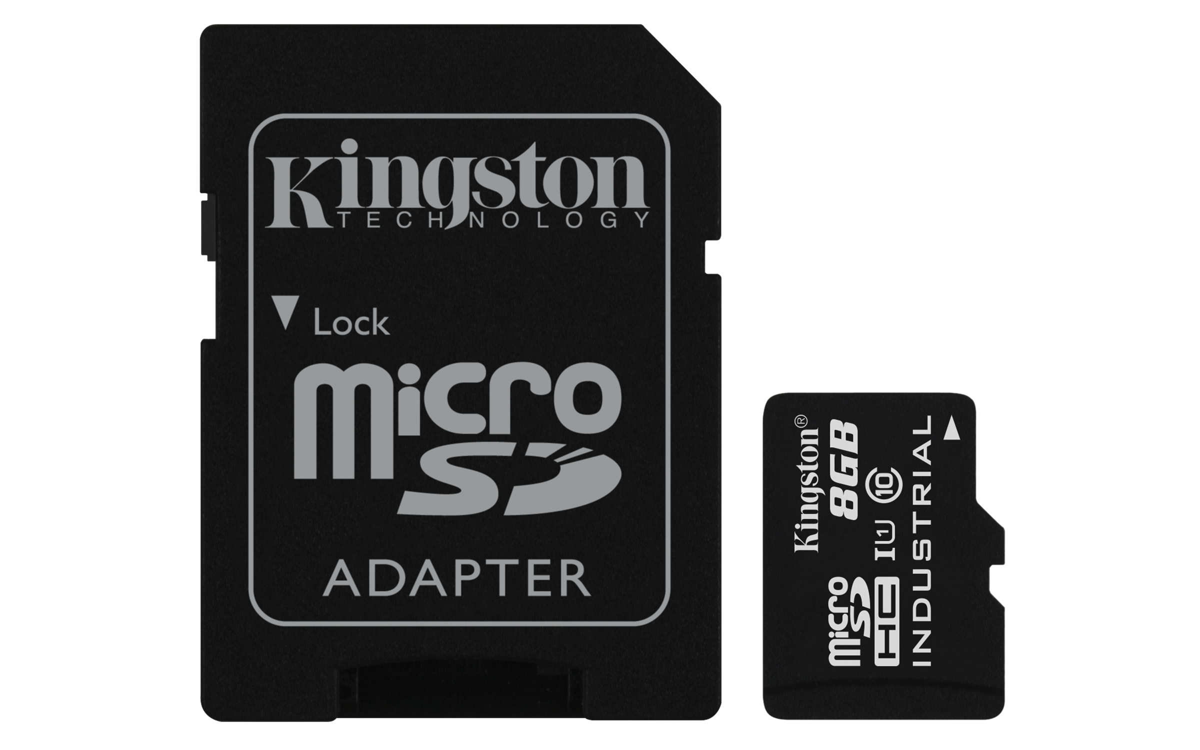 Internal Computer Expansion 8GB microSDHC UHSI Class 10 SD Adap