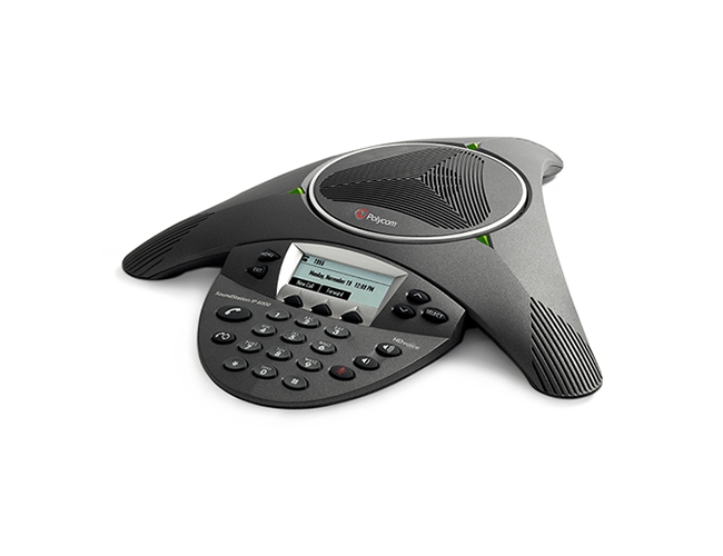 Polycom IP6000 SIP conference phone