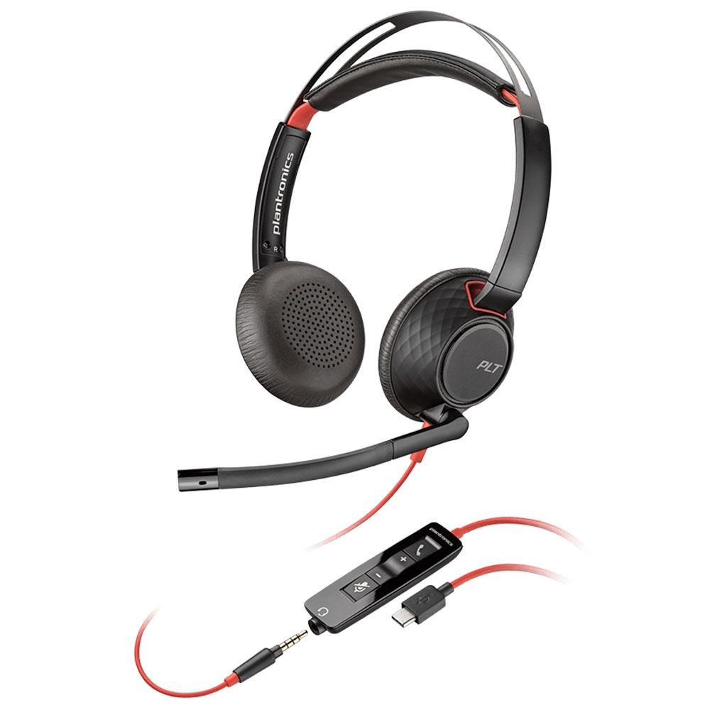 7d9f7047570 BLACKWIRE 5220 C5220 USBC