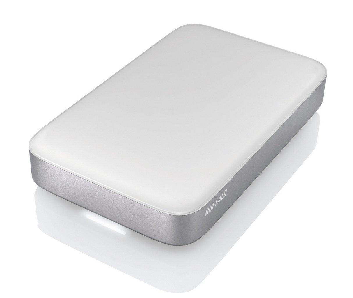 Hard Drives Buffalo Ministation Thunderbolt USB 2TB