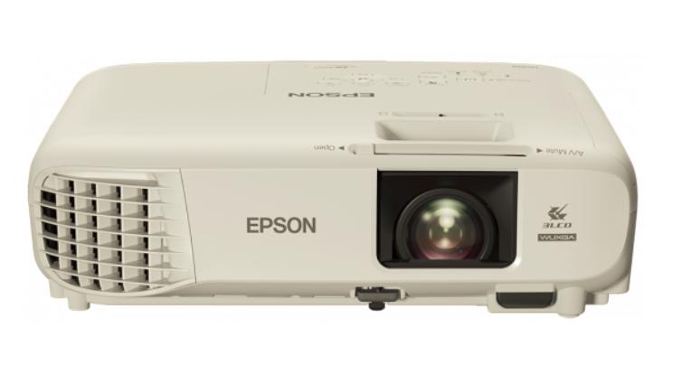 Projectors Epson EBU05 Desktop Projector 3400ANSI