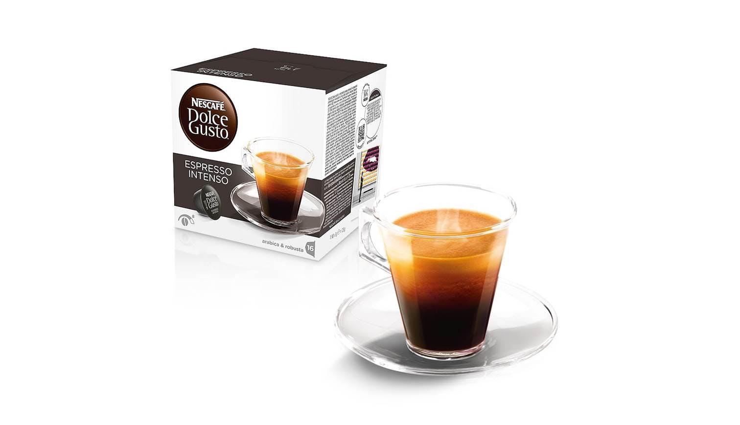 Nescafe DG Espresso Intenso PK3