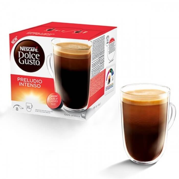Nescafe Dolce Gusto American Bold Morning 16 capsules PK3