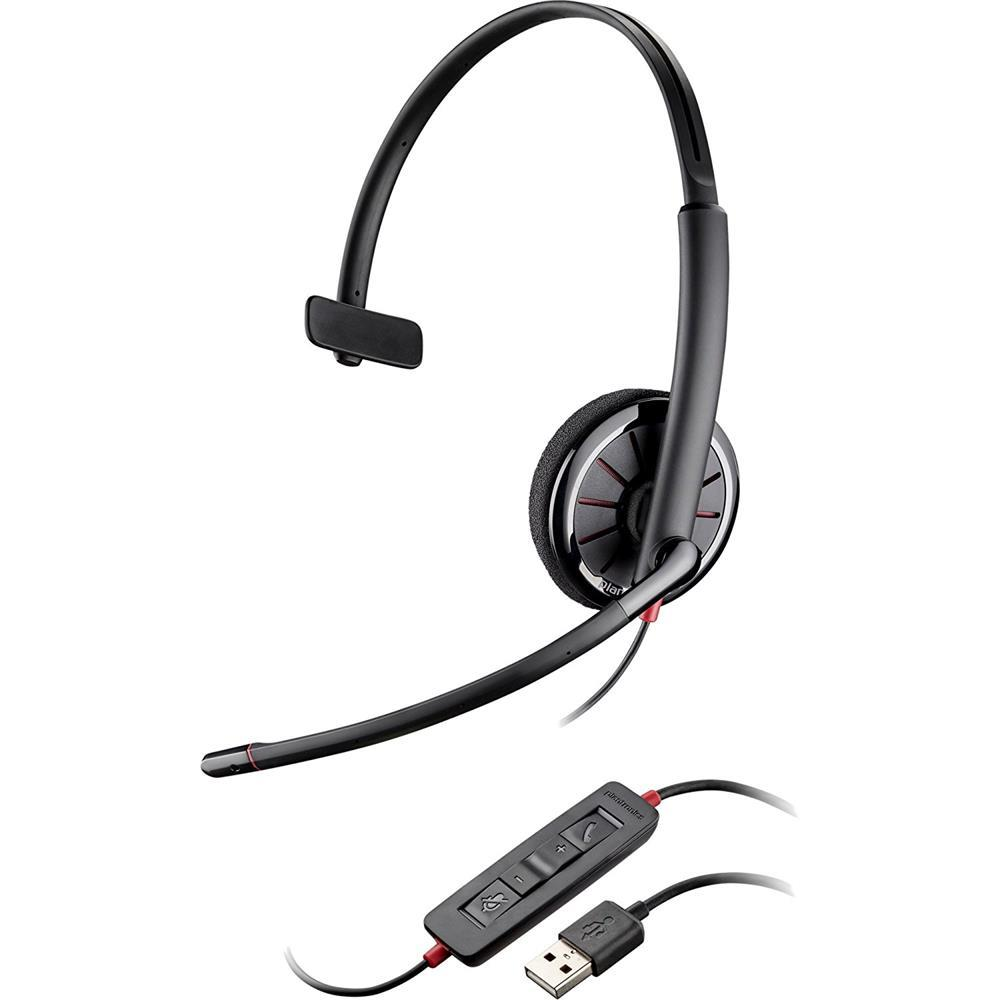 BLACKWIRE 315.1M MONO HEADSET