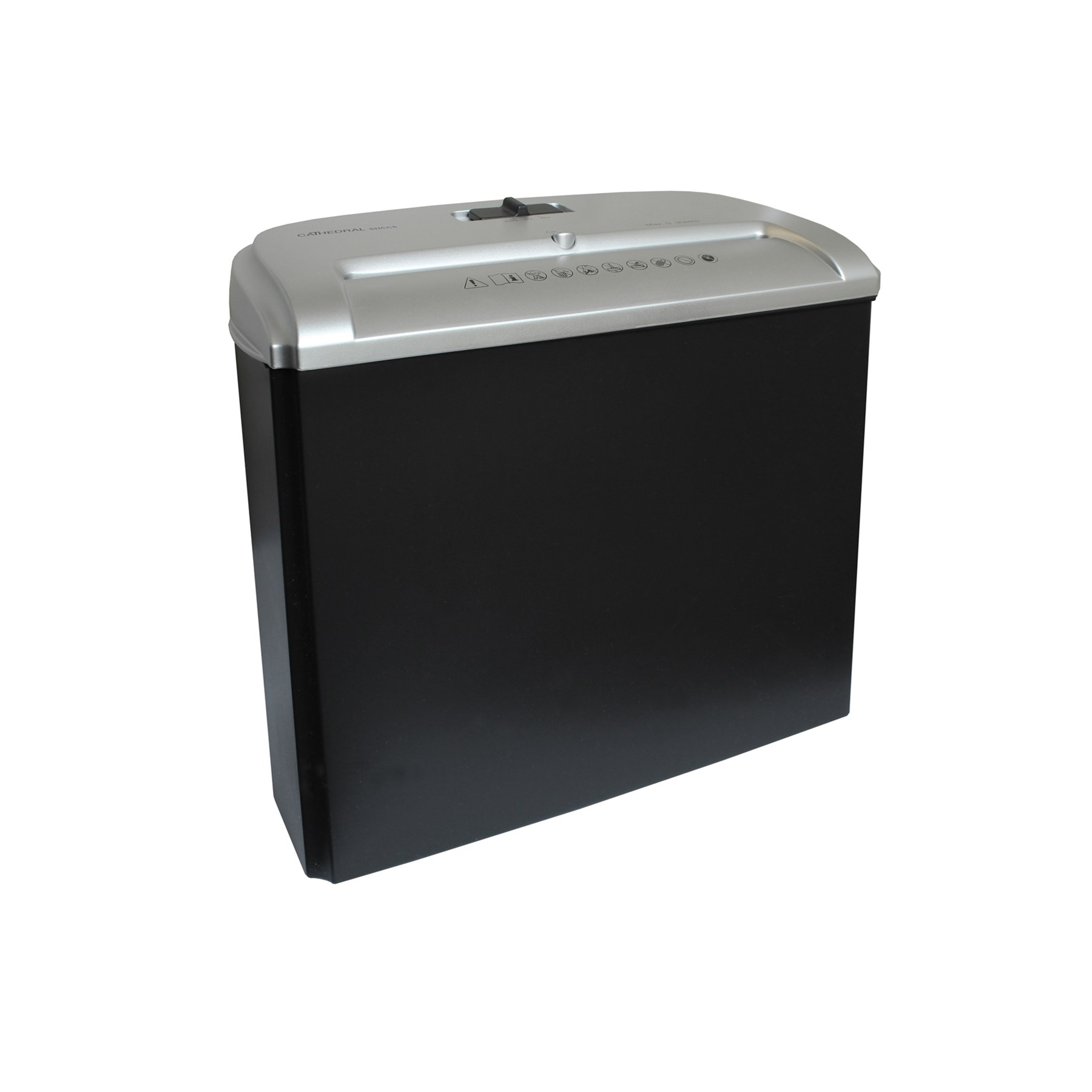 Shredders Cathedral 5 Sheet Cross Cut Shredder