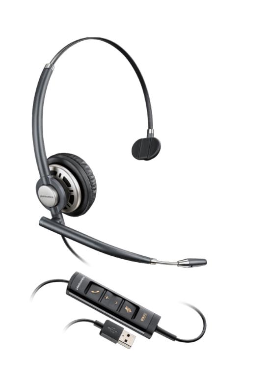 Headsets Plantronics EncorePro HW715 USB