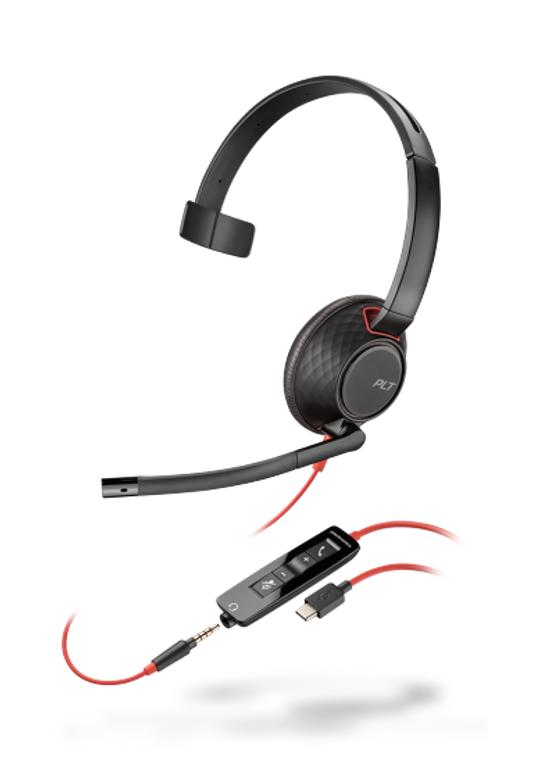 BLACKWIRE 5210 C5210 USB C