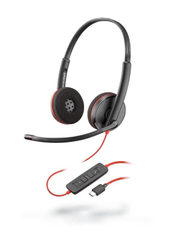 BLACKWIRE C3225 USB C