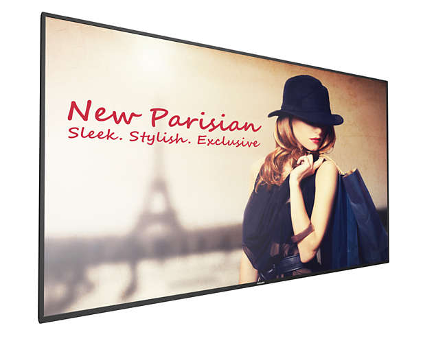 Televisions & Recorders Philips 49BDL4050D 49 inch FHD Display