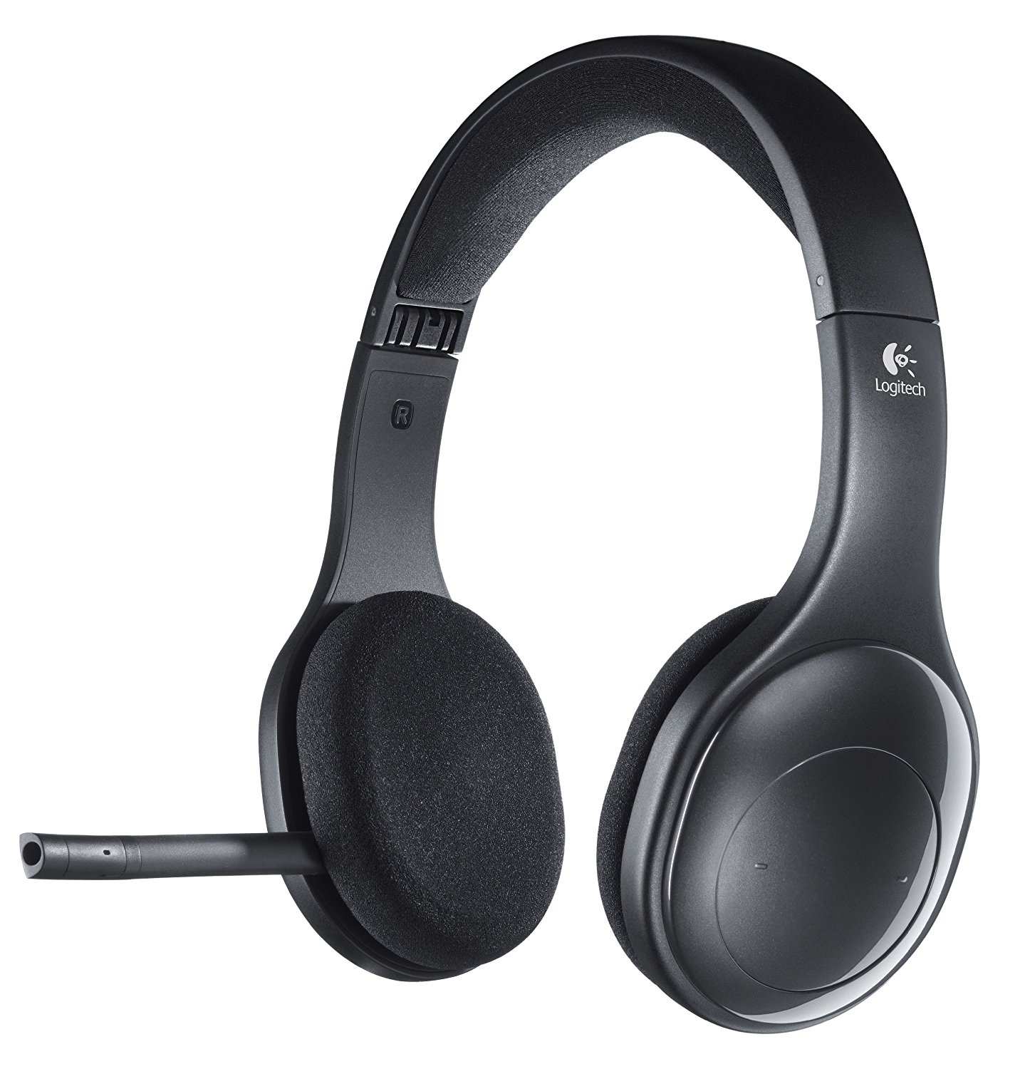 Headsets Logitech H800 Binaural Head Band Black