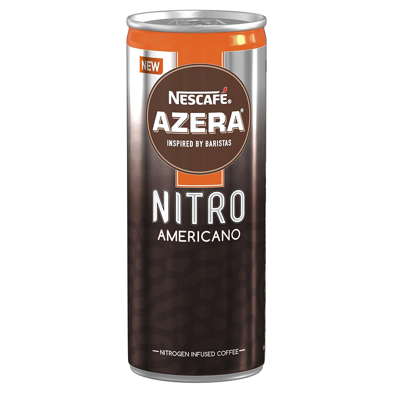 Nescafe Azera Nitro Americano PK12