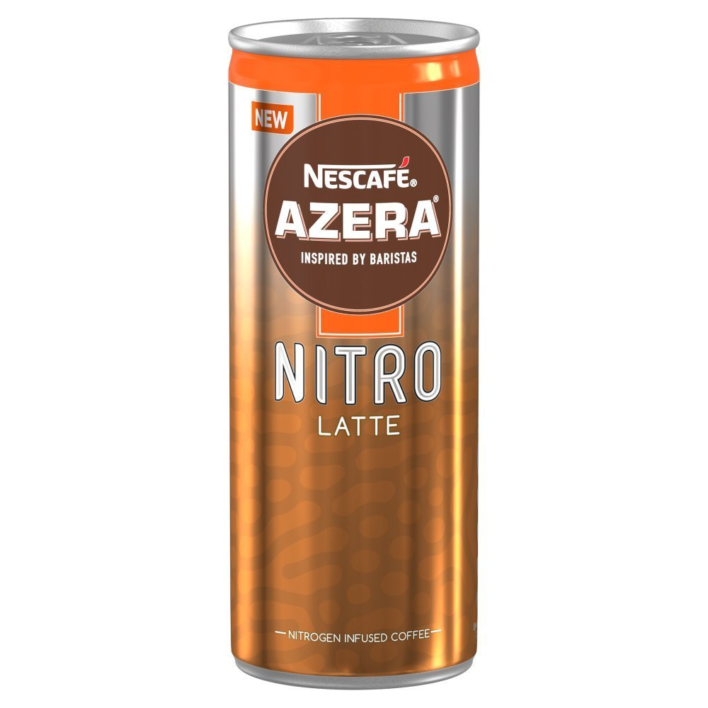 Nescafe Azera Nitro Latte PK12