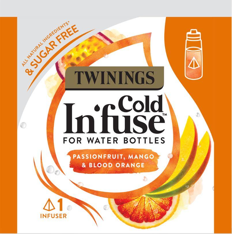 Infuse Passfrt Mango Blood Orange