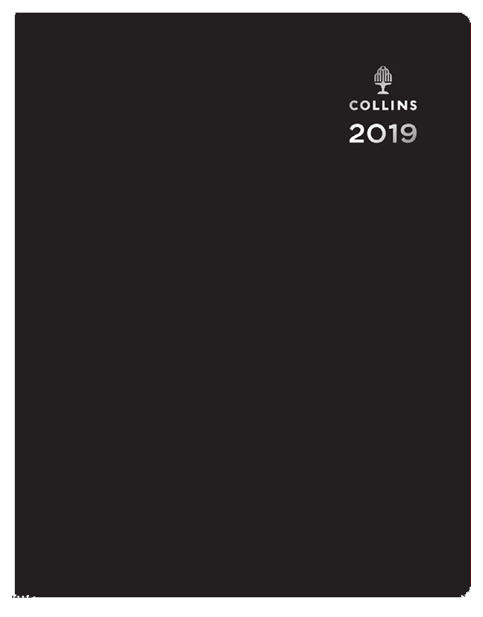 Collins 2019 Ldr A4 Day/Page 4 Per Appt