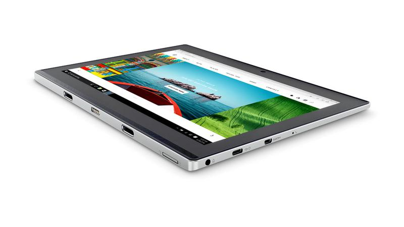 Miix 320 Platinum 10.1in Tablet