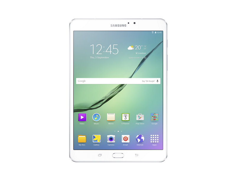 Galaxy Tab S2 8in WiFi White