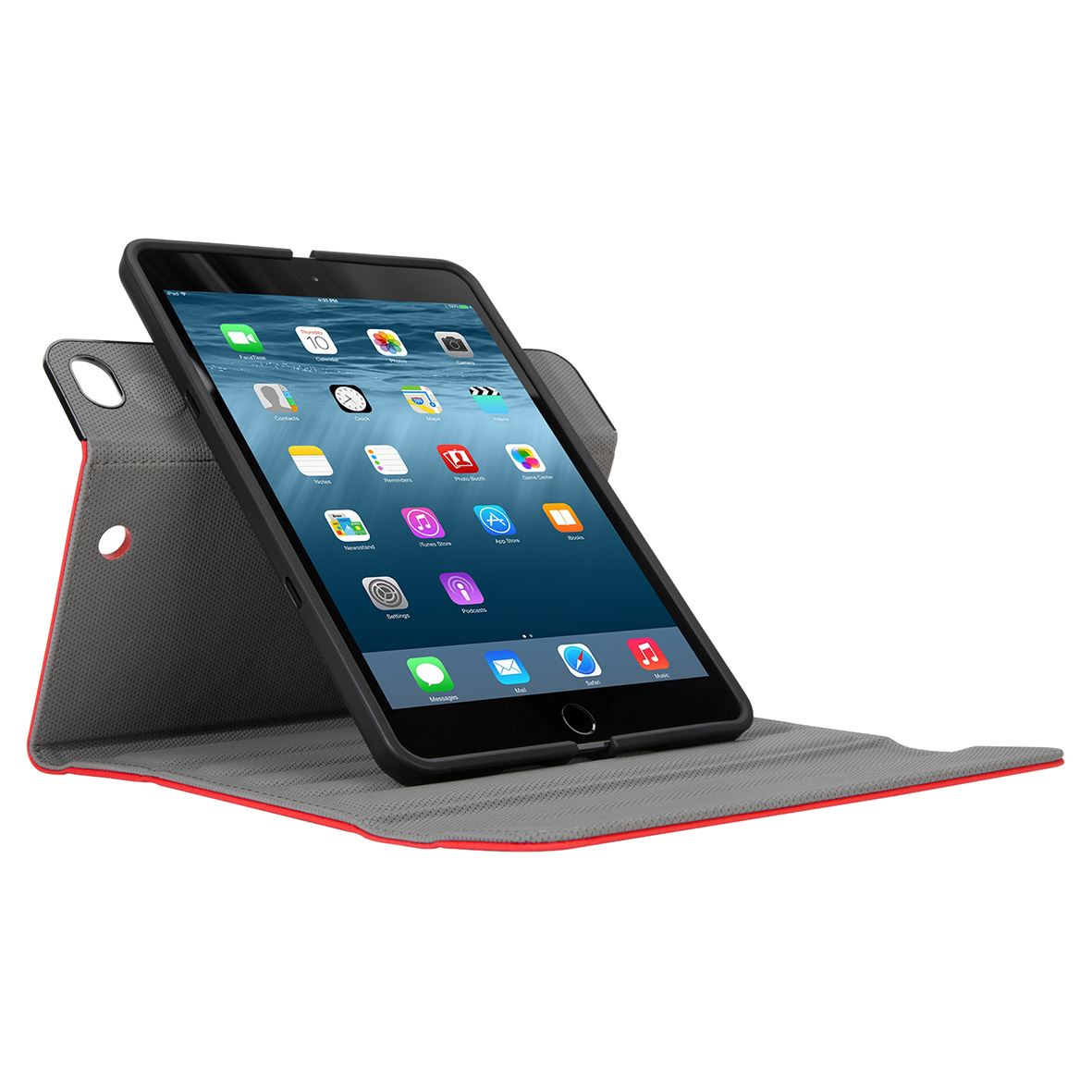 Versavu iPad mini Tablet Case Red
