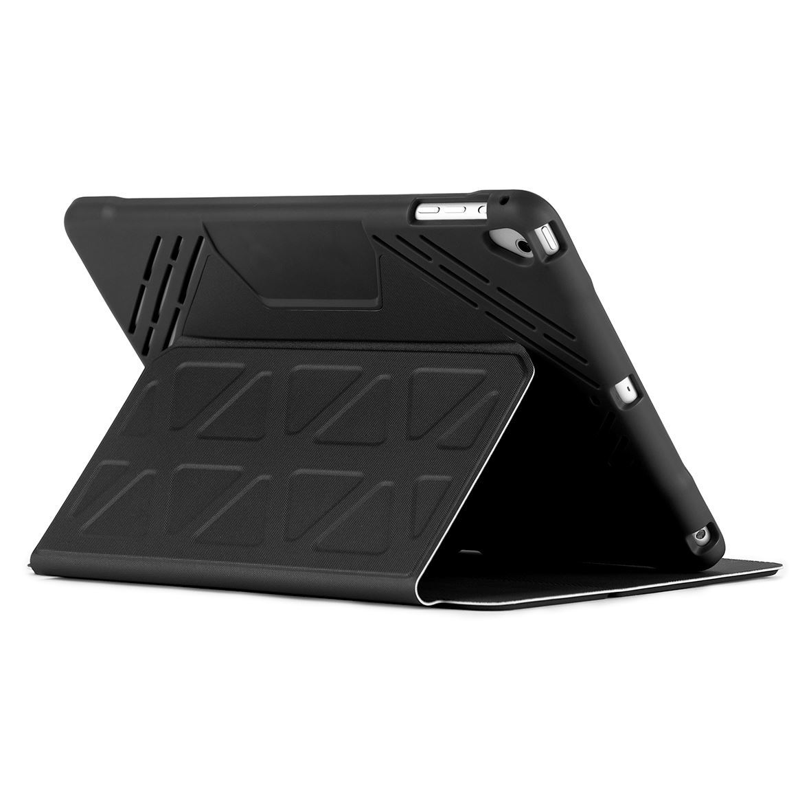 3D Protection iPad Air Case Black