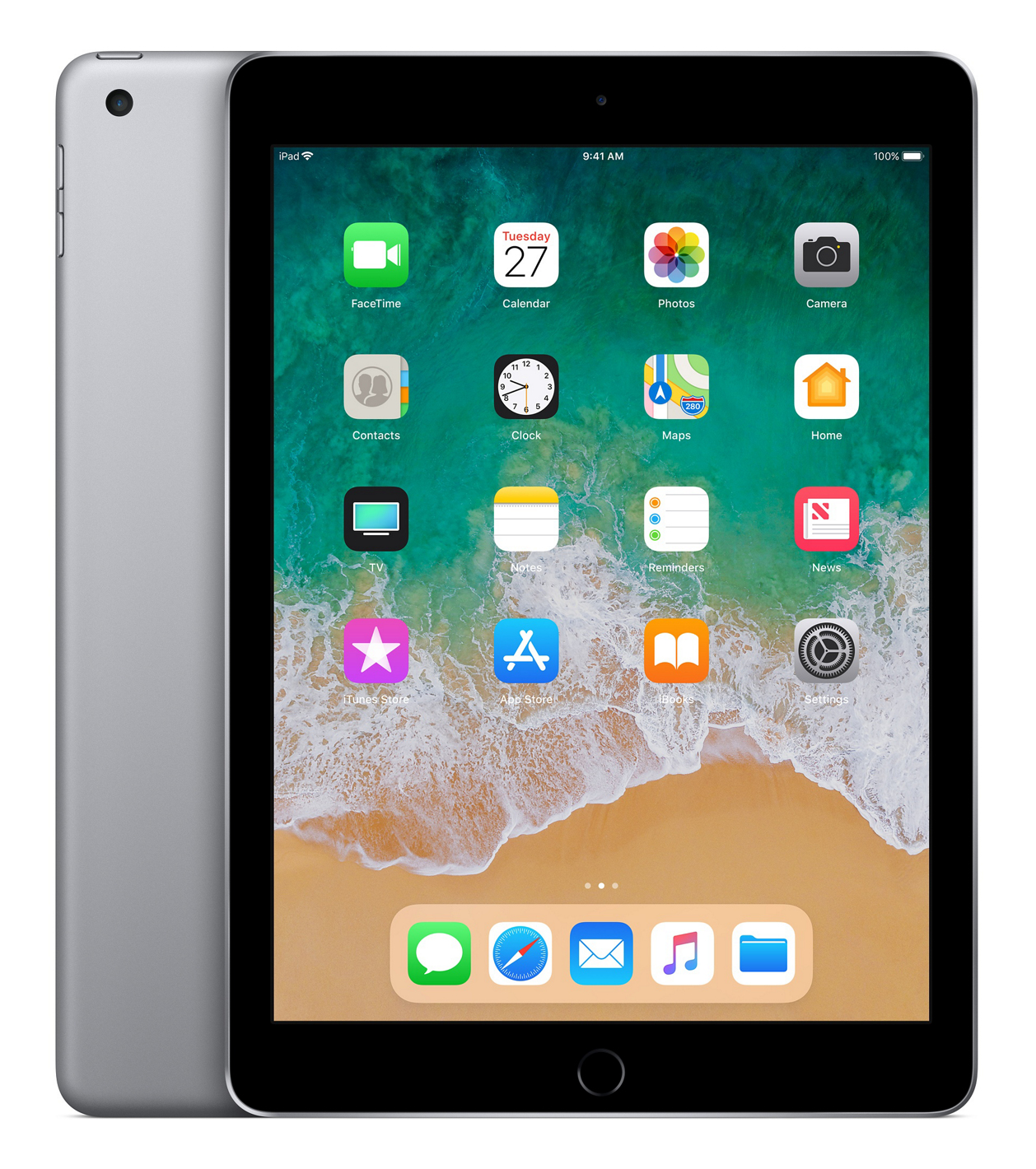 Apple iPad 9.7in WiFi 32GB S.Grey