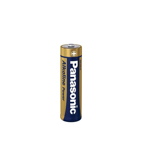 AA Panasonic AA Bronze Power Batteries (Pack 4)