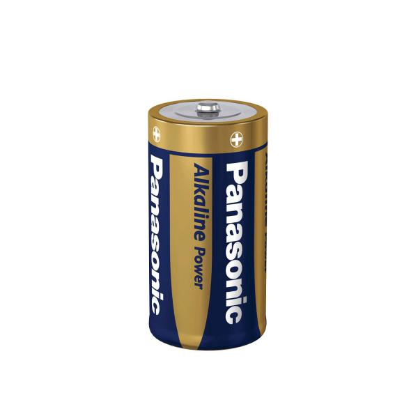 C Panasonic C Bronze Power Batteries (Pack 2)