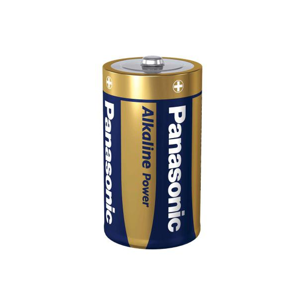 Panasonic D Bronze Power Batteries (Pack 2)