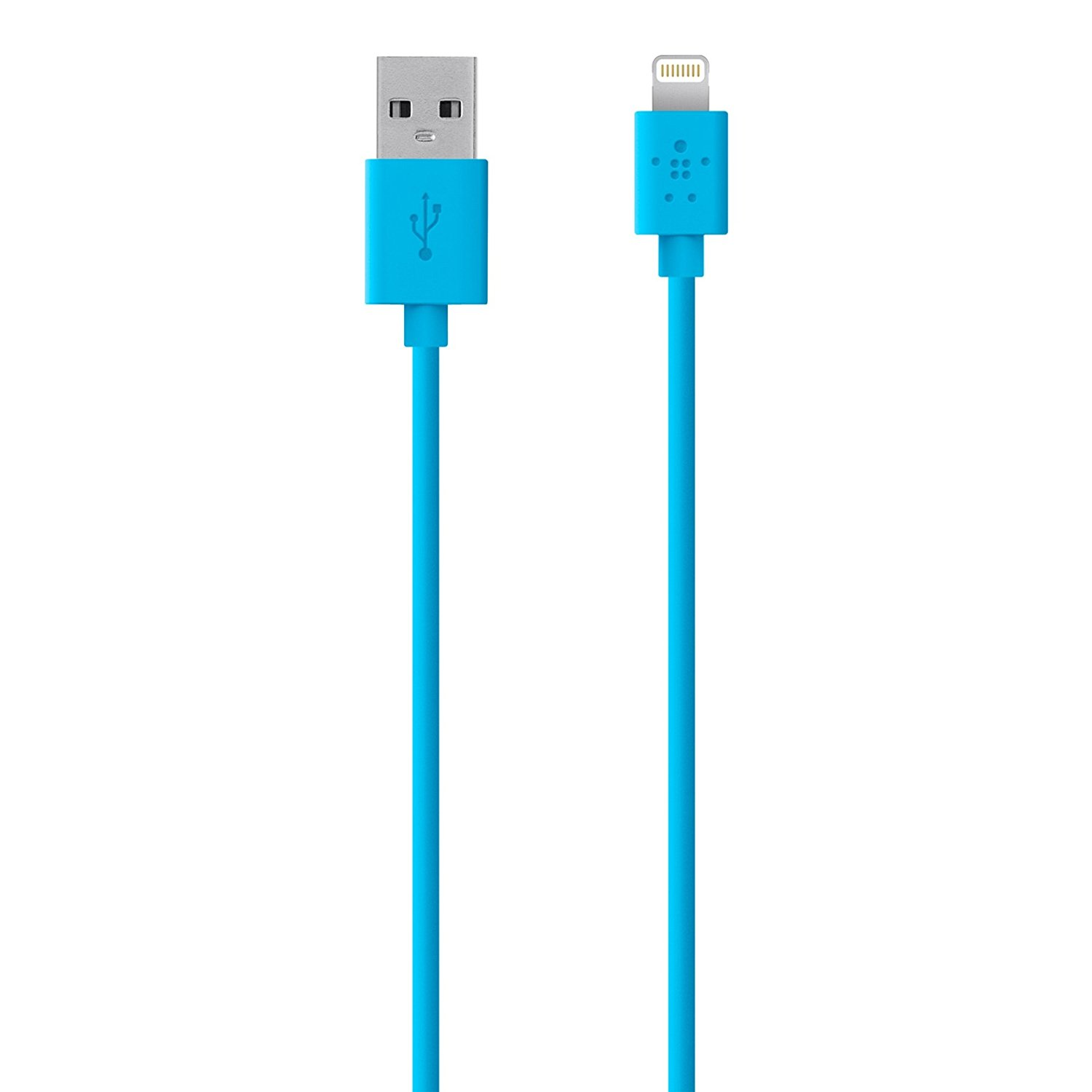 1.2m Lightning Cable Blue