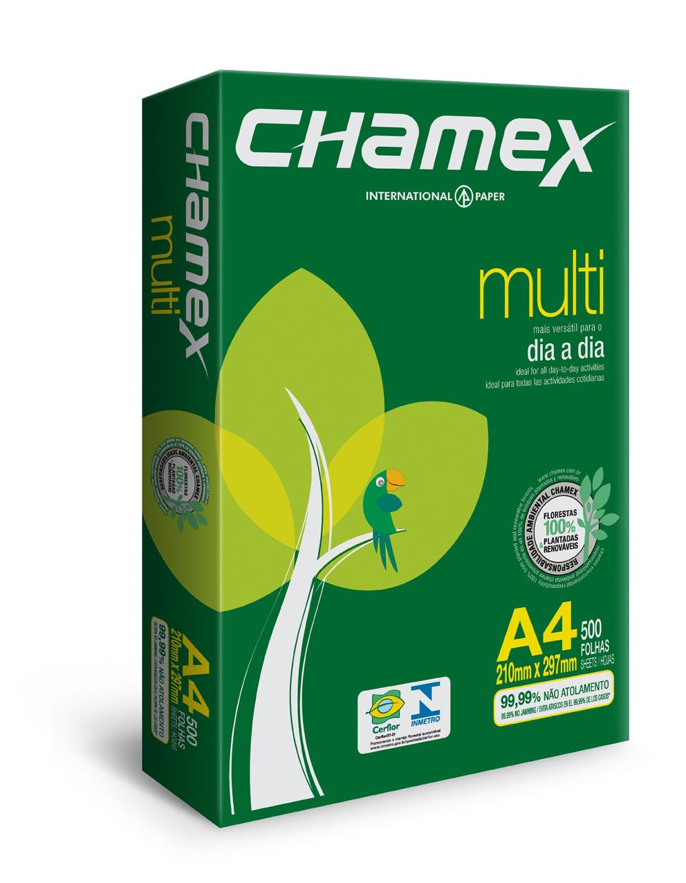 Chamex A4 75gsm BX 10 Reams