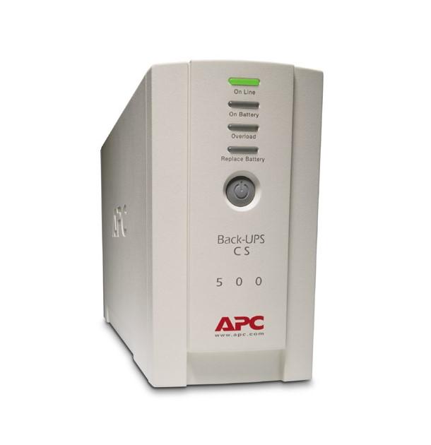 APC BACK UPS CS 500VA