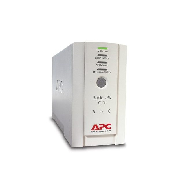 APC BACK UPS 650EI 650VA