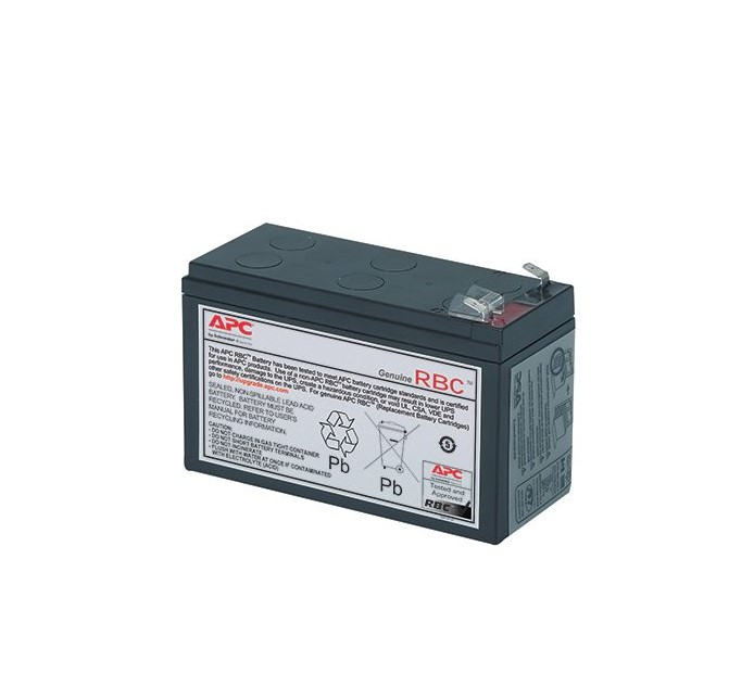 APC REPLACABLE BATTERY RBC2