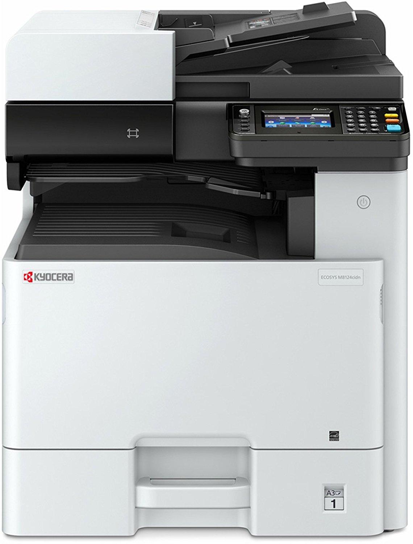 Laser Printers Kyocera M8124CIDN A3 Colour Laser MF Printer
