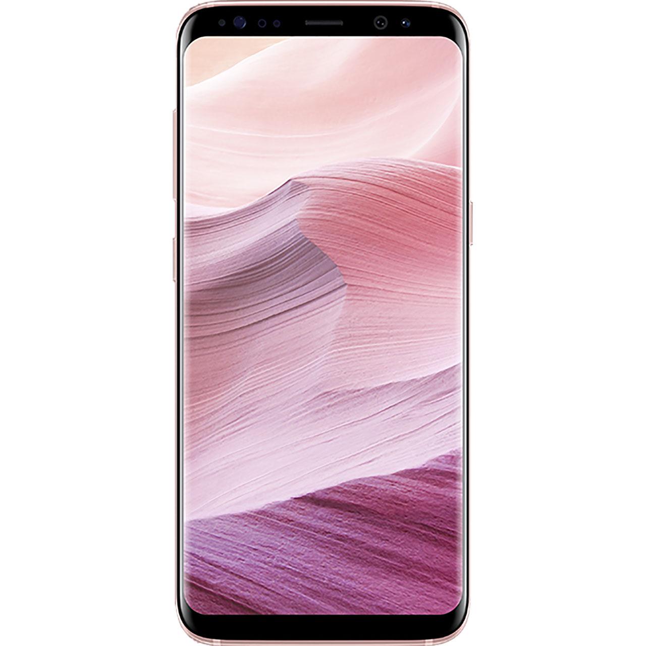 Samsung S8 4GB 64GB Rose Pink