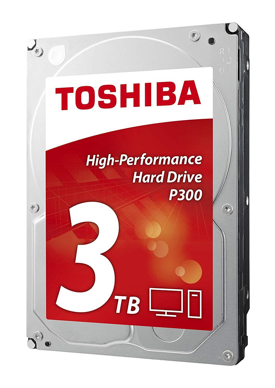Toshiba 3TB P300 3.5IN SATA INT HDD