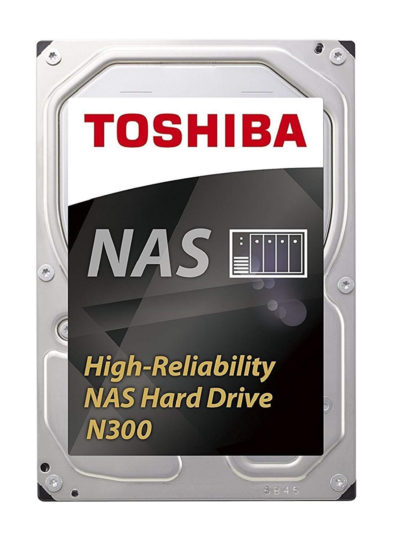 Toshiba 4TB N300 SATA III Int HDD