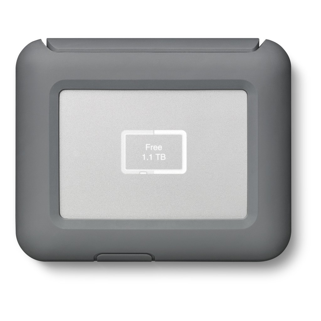 LaCie 2TB DJI Copilot USBC External HDD